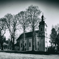 Pútnický kostol narodenia Panny Márie v Malej Vieske z roku 1433