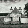 Barokovo-rokokový kostol sv.Štefana Kráľa v Novej Kelči z r.1780