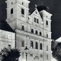 Barokový kostol premoštrátov sv.Trojice v Košiciach, z r.1681