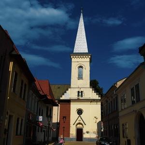 Kostol na Hrnčiarskej uli