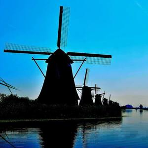 DeMollens Kinderjik, Holandsko