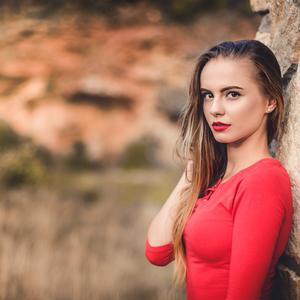 Červený portrét :)