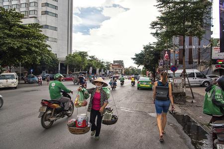 Vietnam - Den prvy - Hanoi