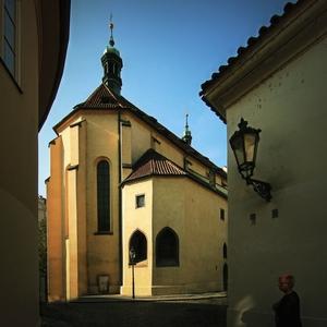 Pražské uličky