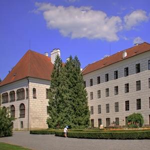 Třeboň-zámek
