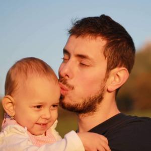 Otcovská pusa