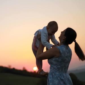Šťastná mamička