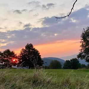 Pri východe slnka