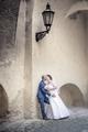 Svadba v Nitre na hrade