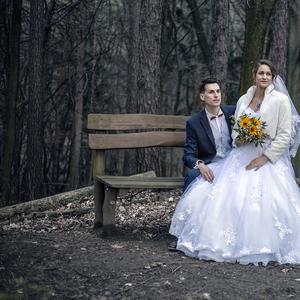 Svadba z lesoparku :)