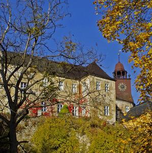 Jánsky vrch - jeseň 2