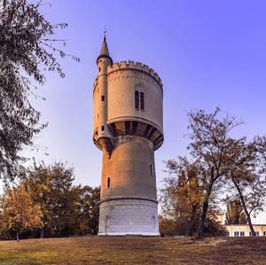 Vodná veža Komárno