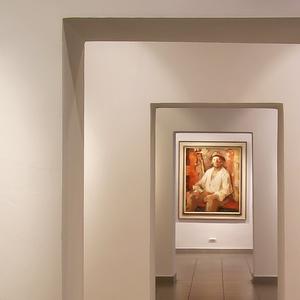 Zoči - voči v galérii