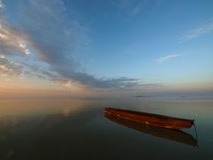 Ráno na Dunaji