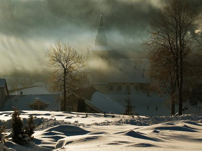Orava - kraj snehu a viery