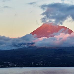 Podvečer na Ponta do Pico - Azor