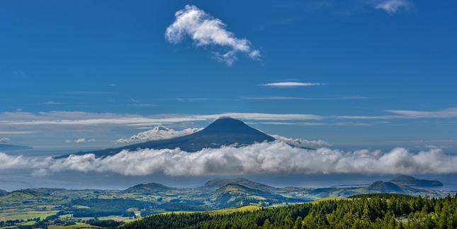 Azorské ostrovy PICO