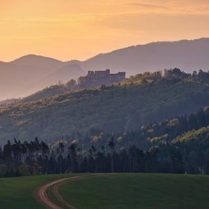 Lietavský hrad :)