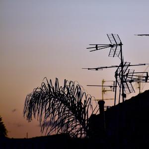 Na streche v Catanii