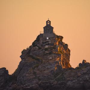 Kaplica na wyspie Sveta Neđelia
