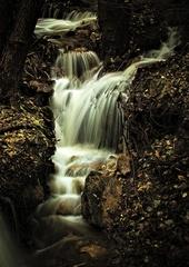 Podhájsky vodopád II