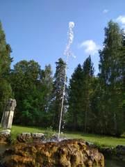 Prírodná fontánka
