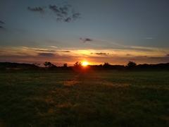 odchod Slnka