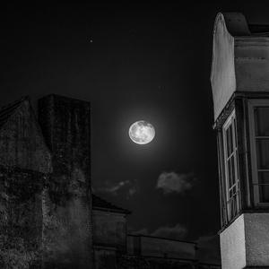 Mesiac medzi domami