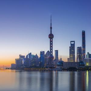 Ráno v Šanghaji