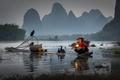 Čínska rybačka