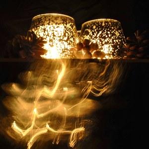 Luminografia-Svetelný dym