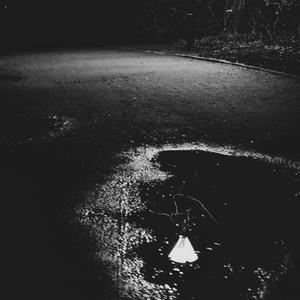 Lampa v tme