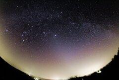 Mliečna dráha a Zodiak