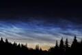 kométa a Nočné svietiace oblaky