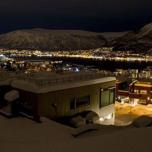 Tromso - pohlad z domu