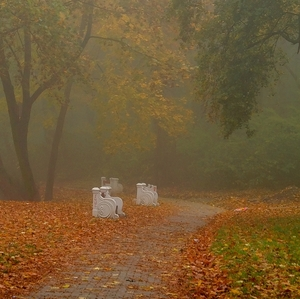jesenné hmly II