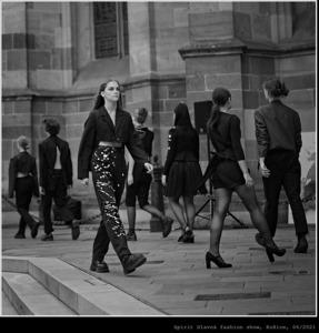 A fashion show 2