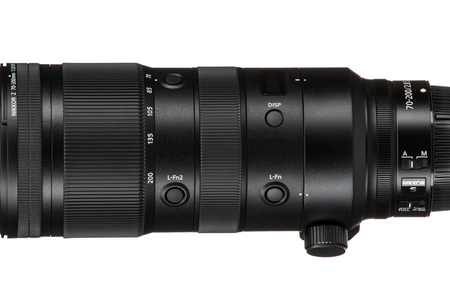 NIKKOR Z 70-200 mm f/2,8 VR S