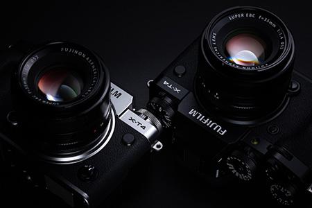 Fujifilm X-T4 - vydarený upgrade