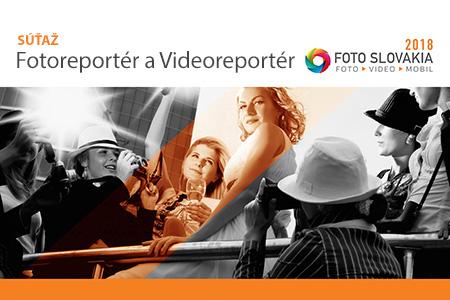 Reportér FOTO SLOVAKIA 2018 - vyhodnotenie