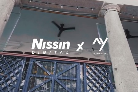 Nissin MG80 Pro x Anakin Yeung