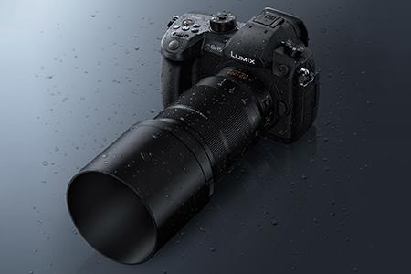 Panasonic 50-200mm f/2.8-4 ASPH LEICA DG Vario-Elmarit POWER O.I.S