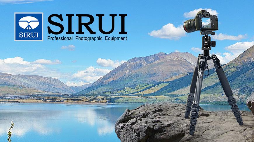 Sirui Traveler 5C a 7C