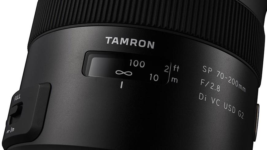 Tamron SP 70-200/2,8 Di VC USD G2