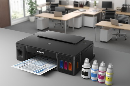 Canon rozširuje svoju sériu PIXMA o tri nové tlačiarne s doplňovateľnými atramentovými zásobníkmi
