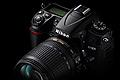 Full HD video Nikon D7000