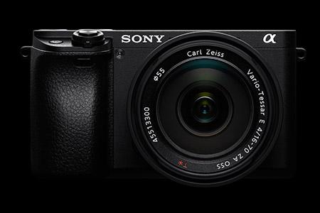 Sony α6300 a tri objektívy radu G master