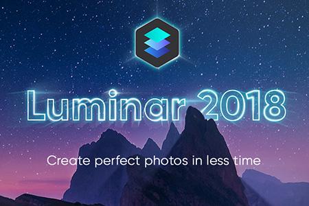 Luminar 2018 IX. - Professional filters