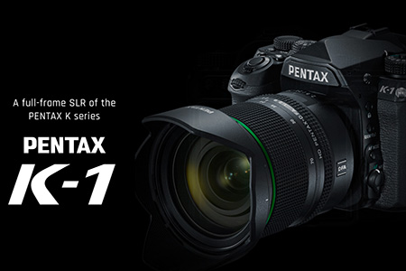 Nový Pentax K-1