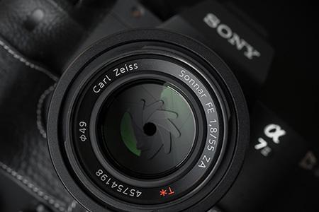 Carl Zeiss Sonnar T* FE 55 mm F1.8 ZA